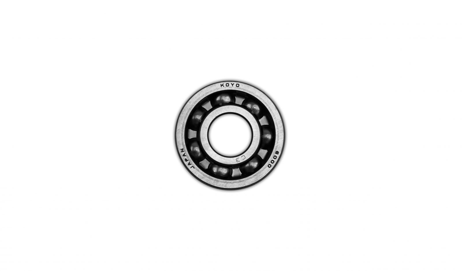koyo bearings - 160001K image