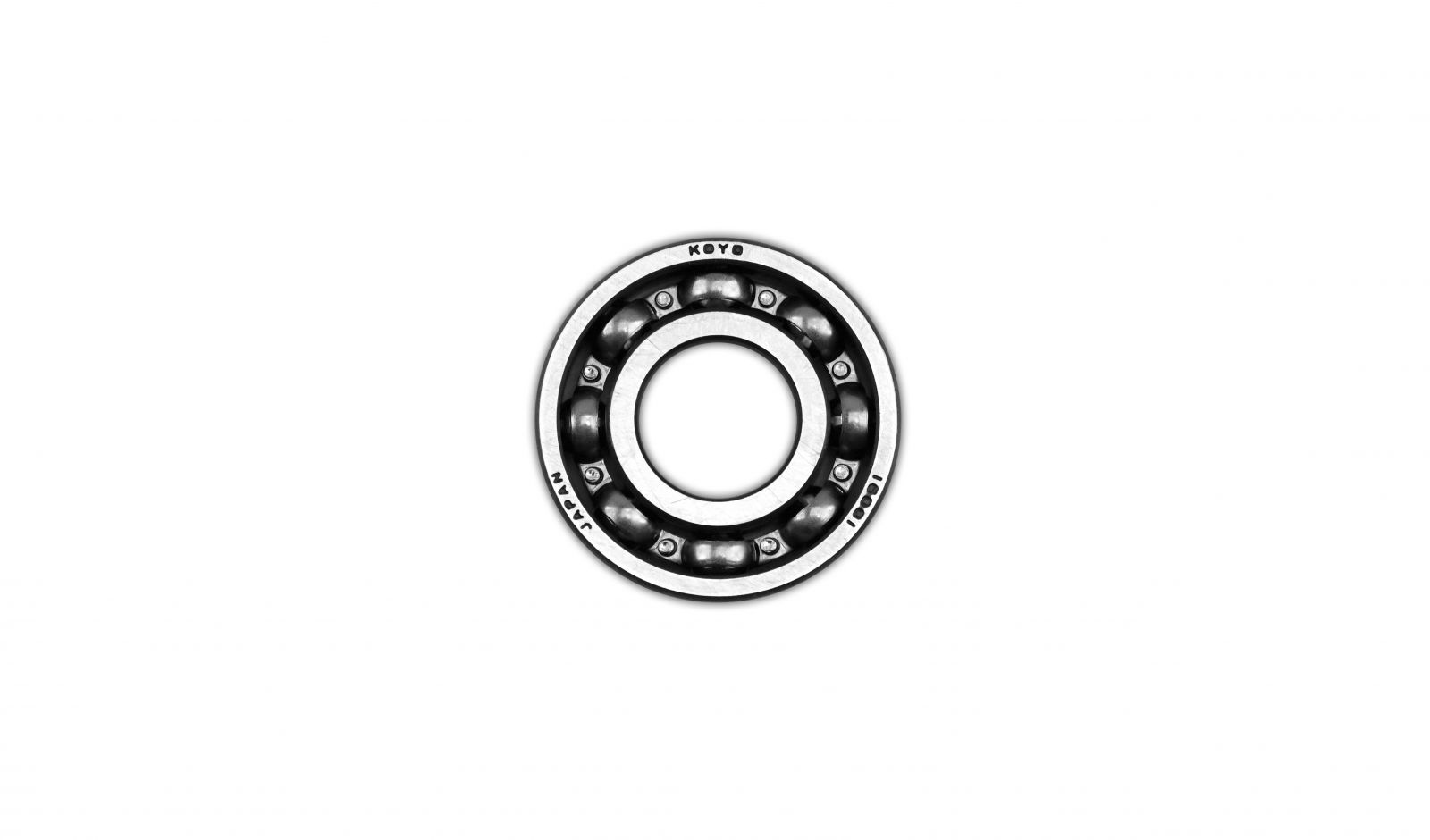koyo bearings - 160010K image