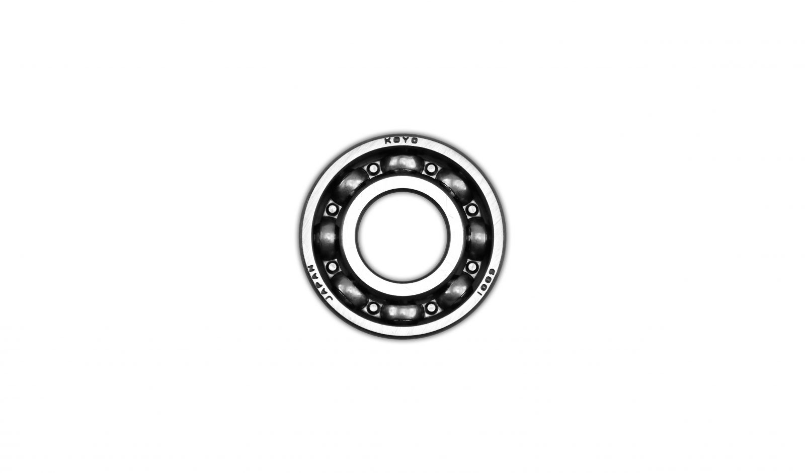 koyo bearings - 160011K image