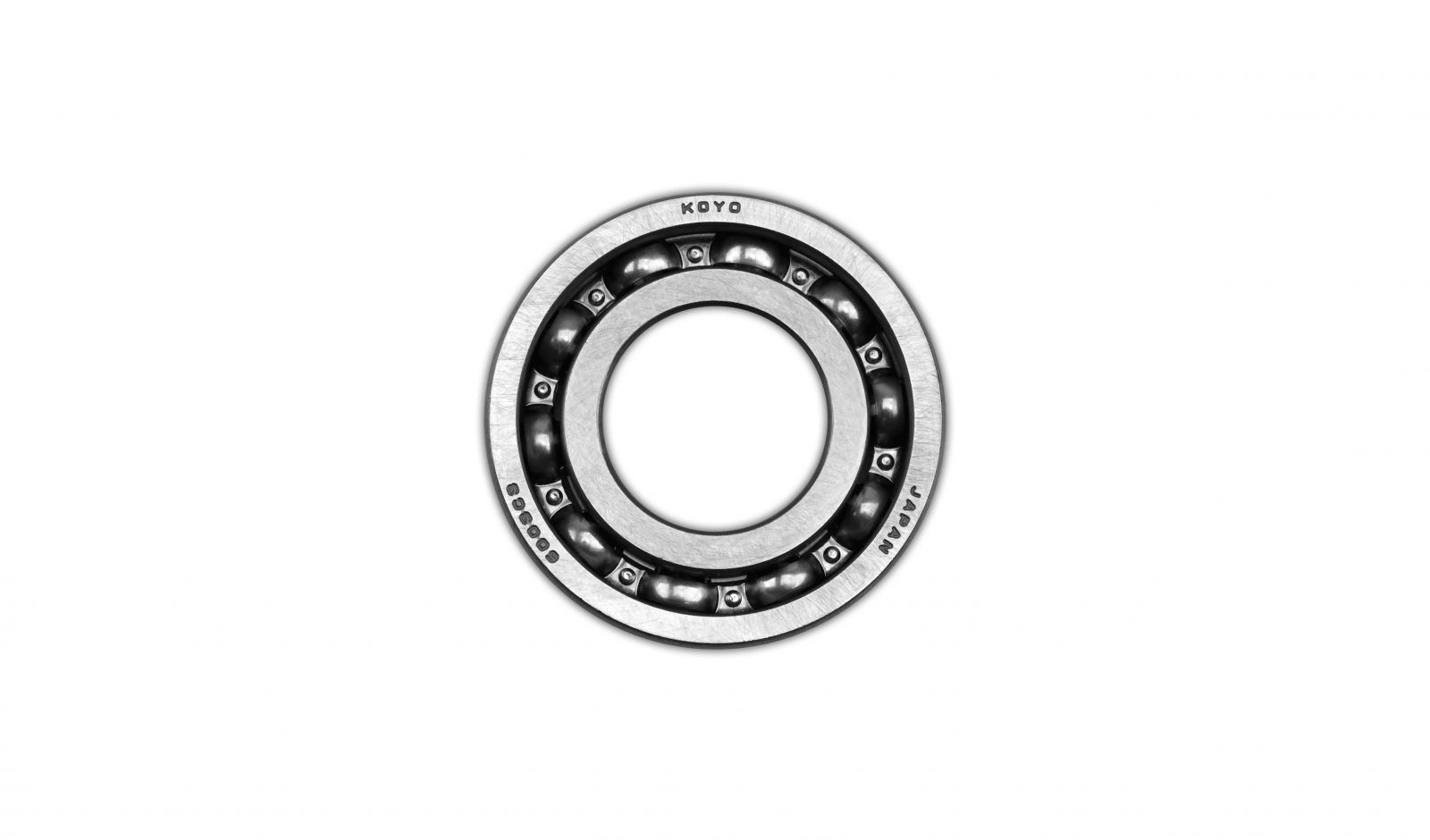 koyo bearings - 160031K image