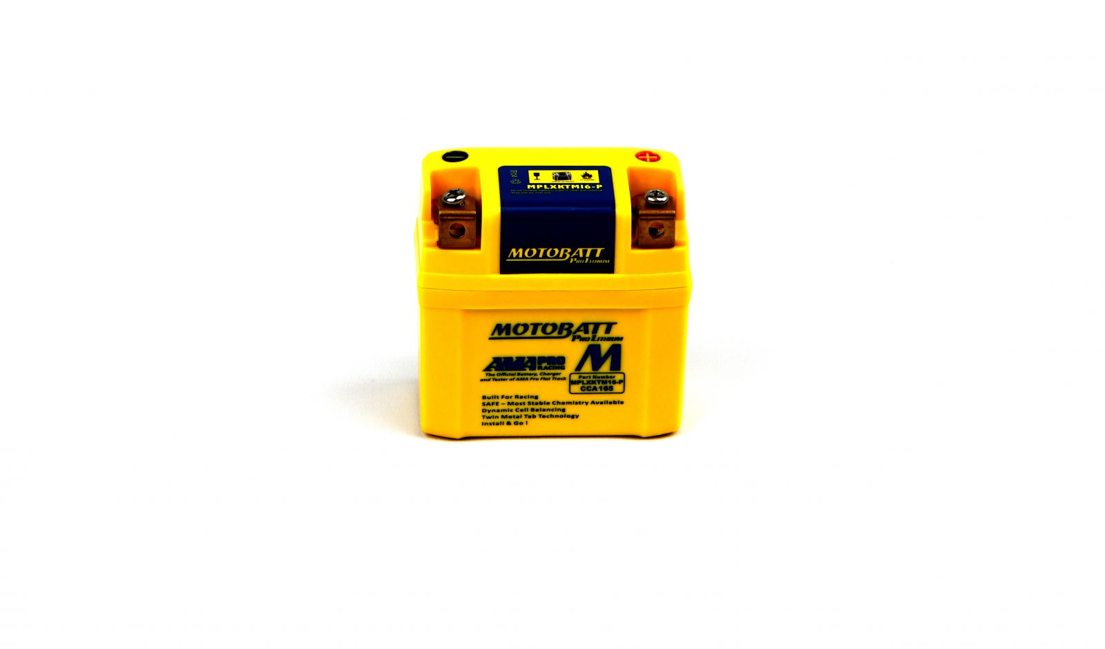 Motobatt Lithium Batteries - 501020ML image
