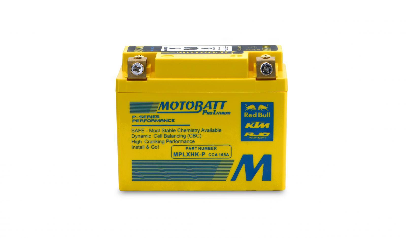 Motobatt Lithium Batteries - 501022ML image