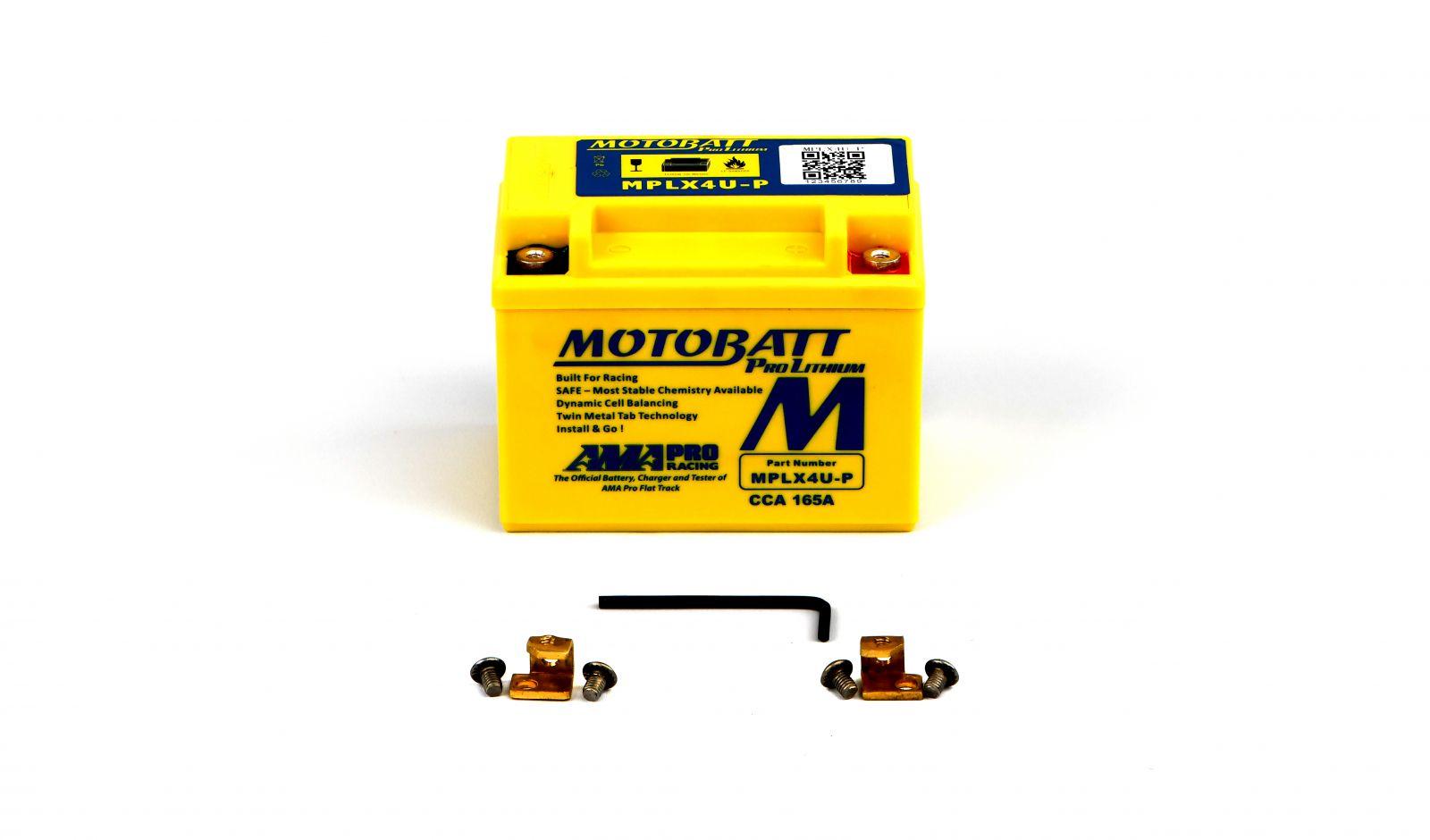 Motobatt Lithium Batteries - 501045ML image