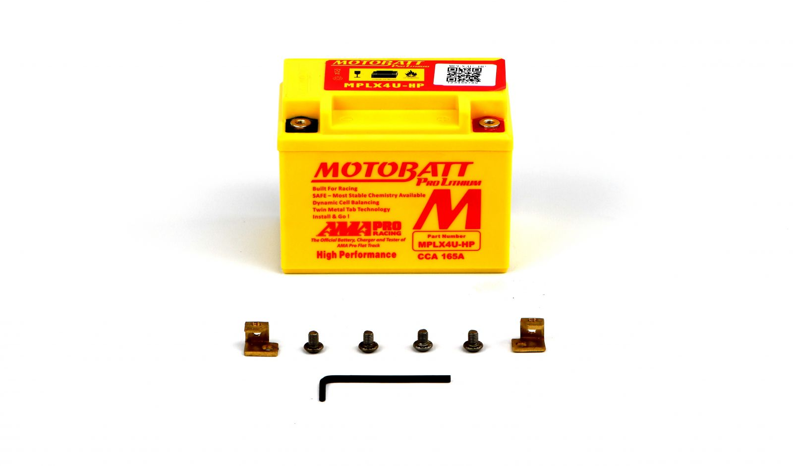 Motobatt Lithium Batteries - 501045MR image