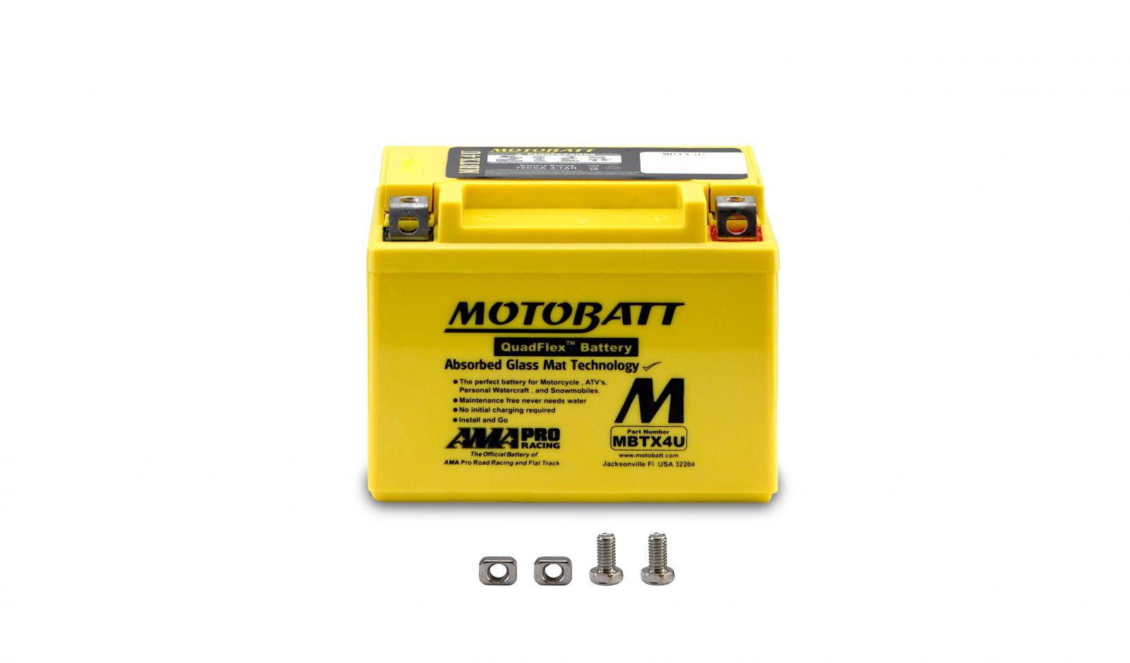 Motobatt Batteries - 501045MY image