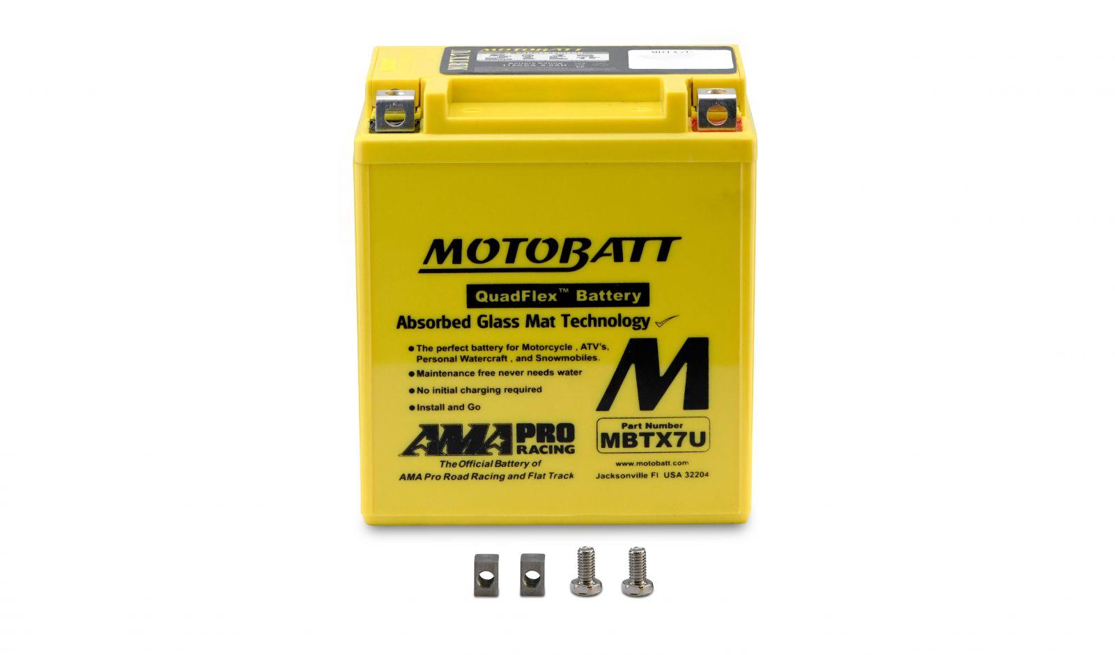 Motobatt Batteries - 501075MY image