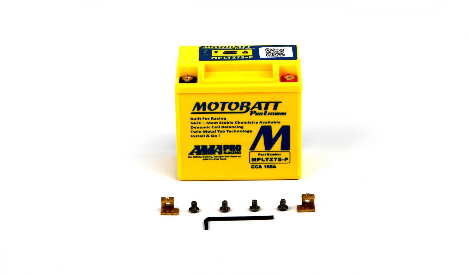 Motobatt Lithium Batteries - 501079ML image
