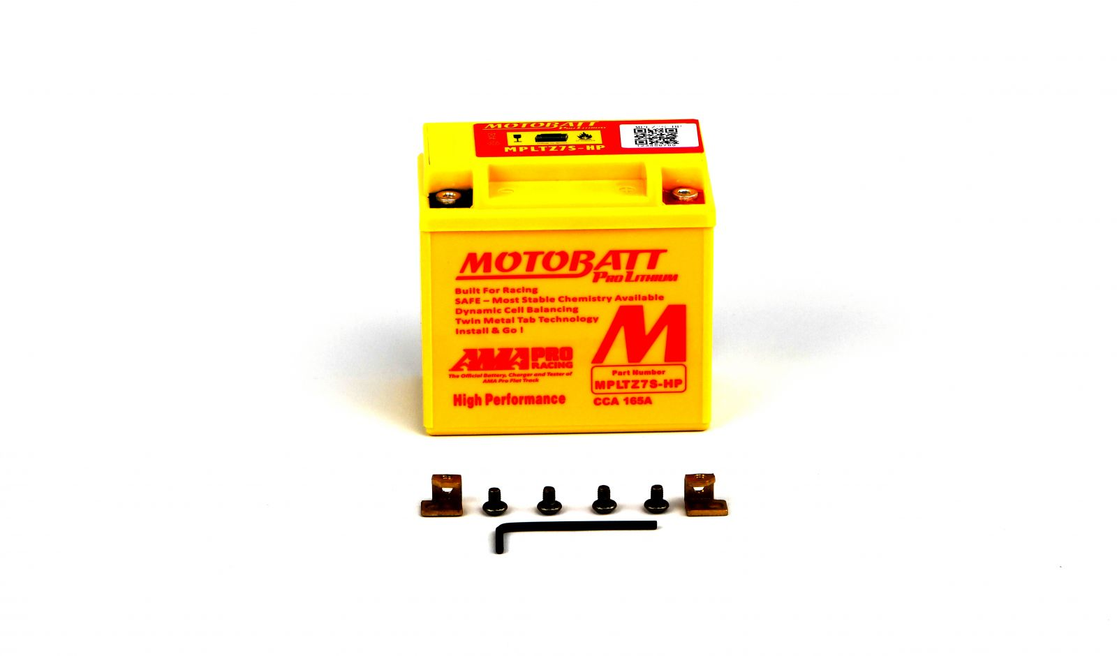 Motobatt Lithium Batteries - 501079MR image