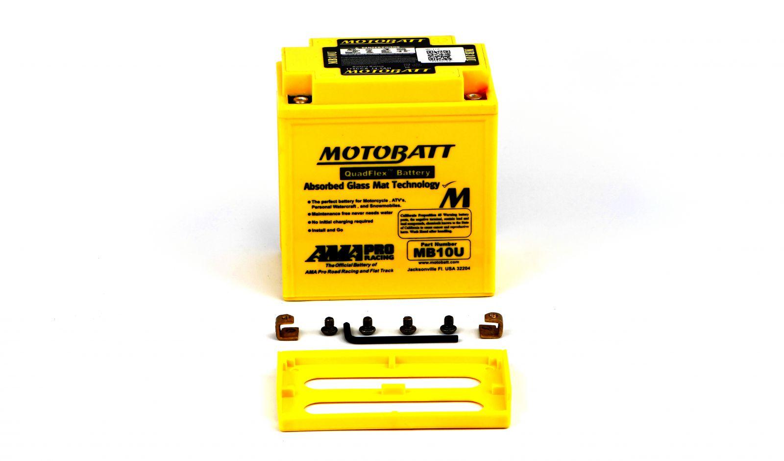 Motobatt Batteries - 501102MY image