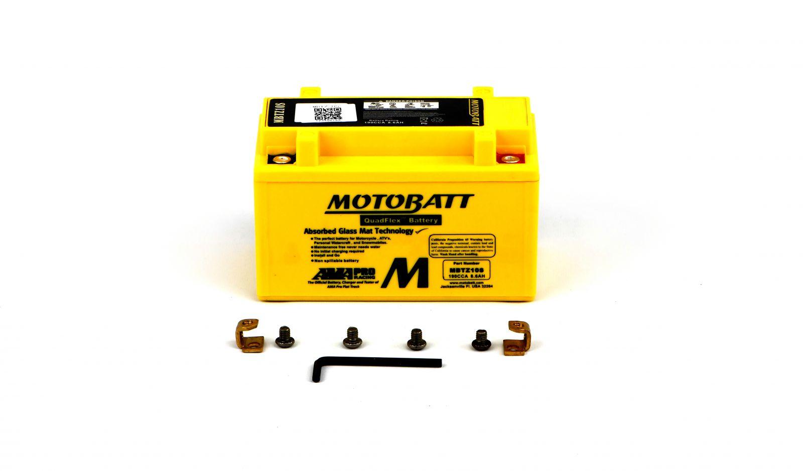 Motobatt Batteries - 501107MY image