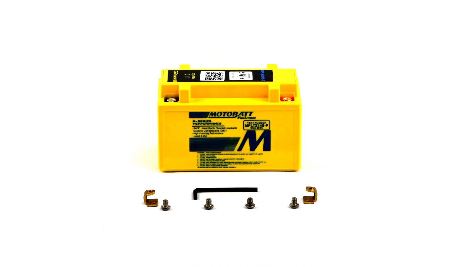 Motobatt Lithium Batteries - 501147ML image