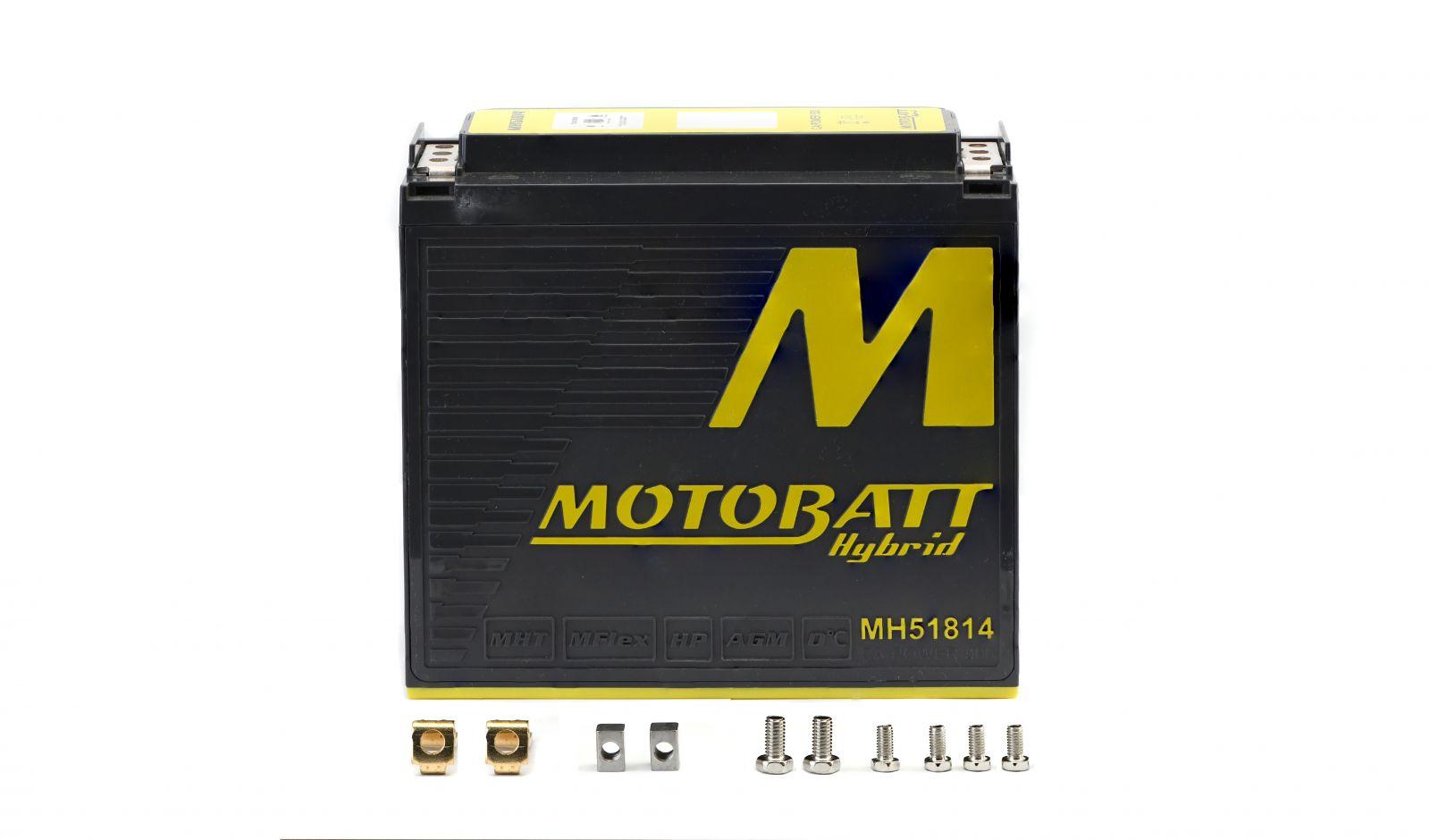 Motobatt Hybrid Batteries - 501186MH image