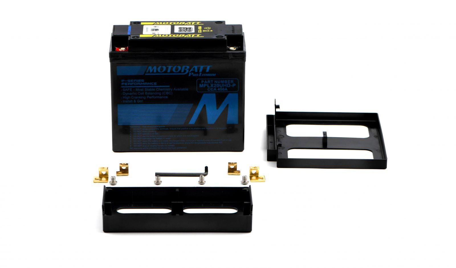 motobatt lithium batteries - 501205ML image