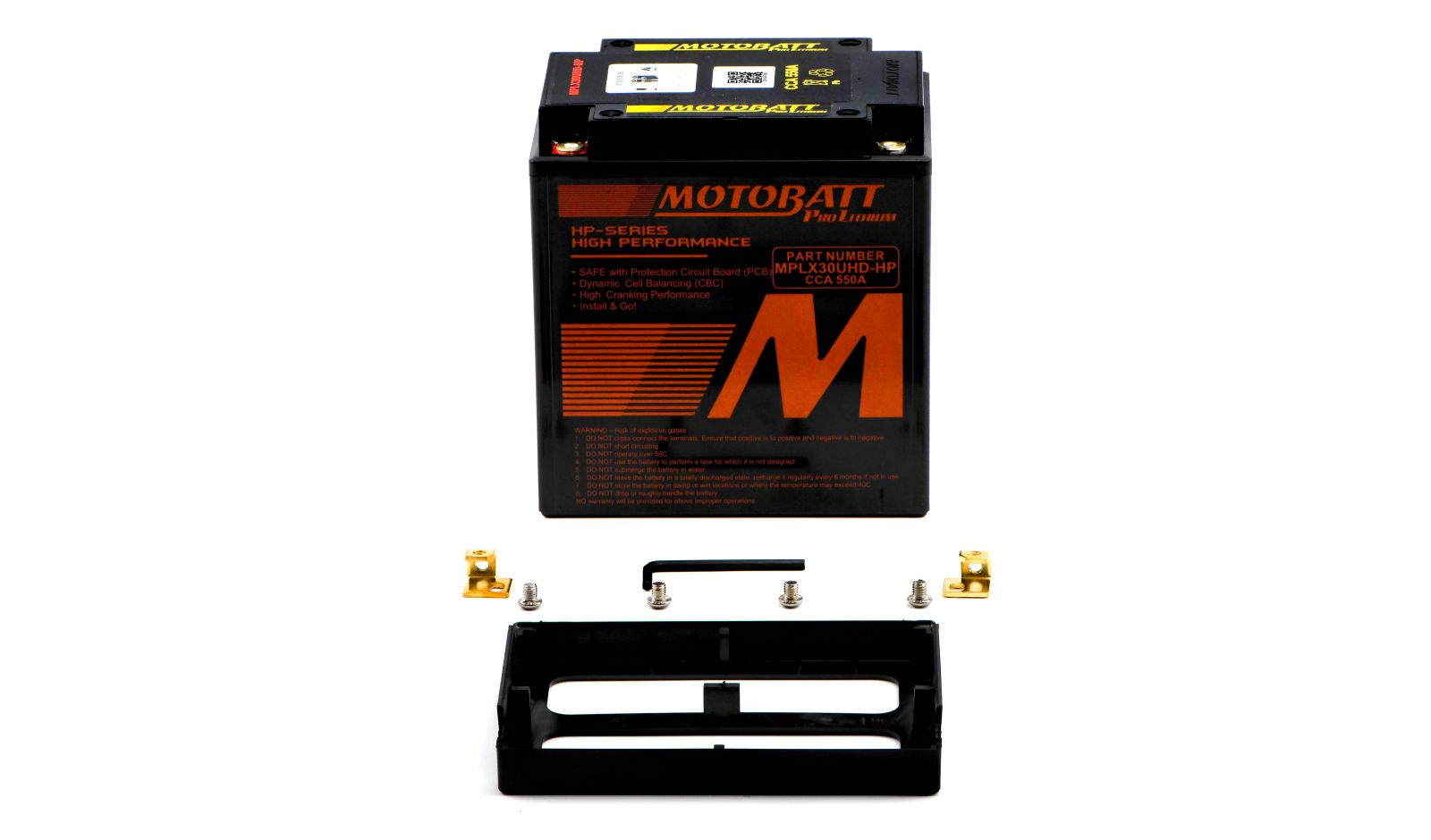 Motobatt Lithium Batteries - 501305MR image