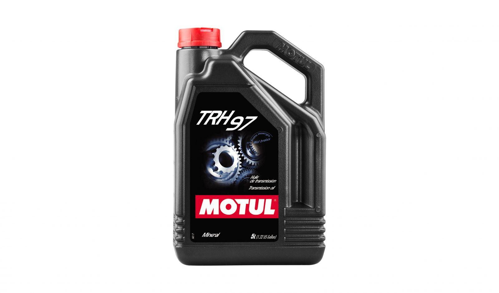 Transmission & Gear Oils - 670459M image