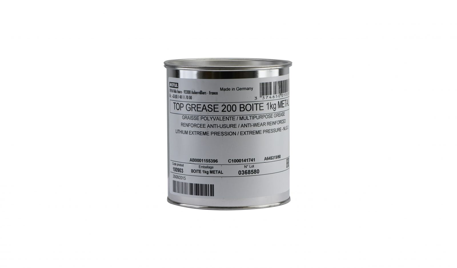 grease & lubricants - 670882M image