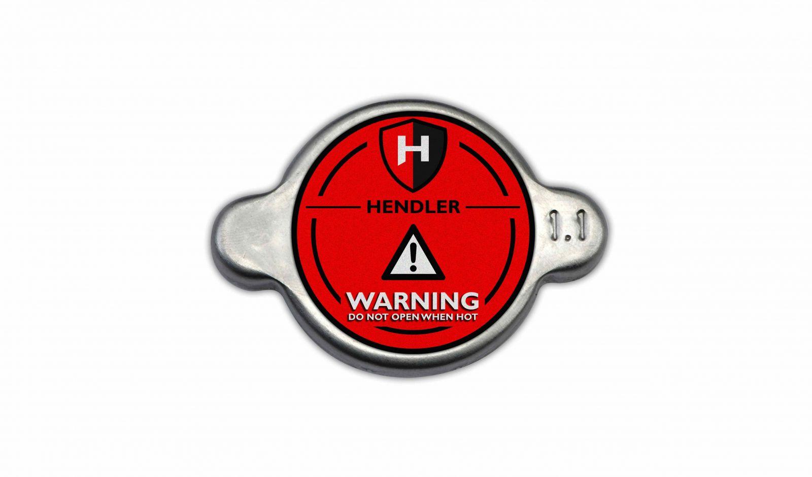 Radiator Caps - 676611H image