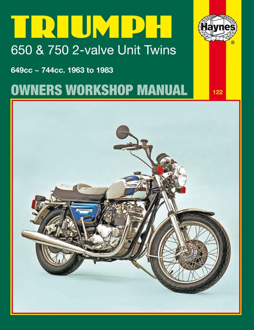 Haynes Manuals - 680122Y image