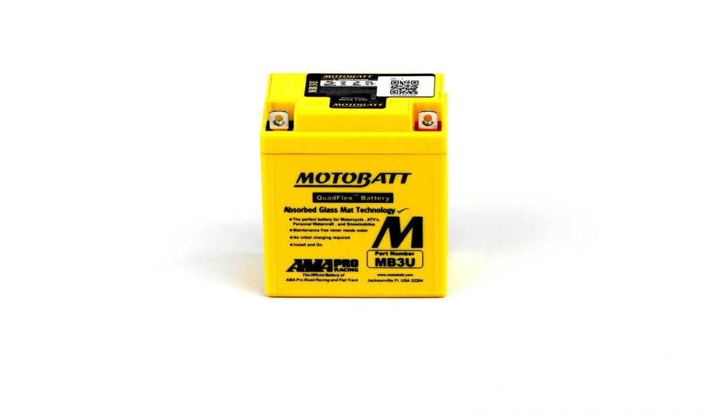 Motobatt Batteries - 501030MY image