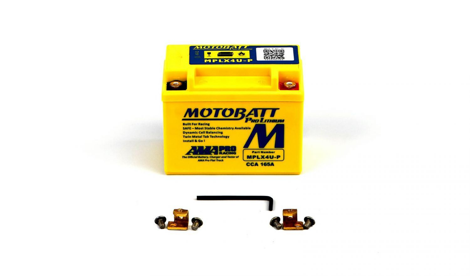 Motobatt Lithium Batteries - 501045ML image