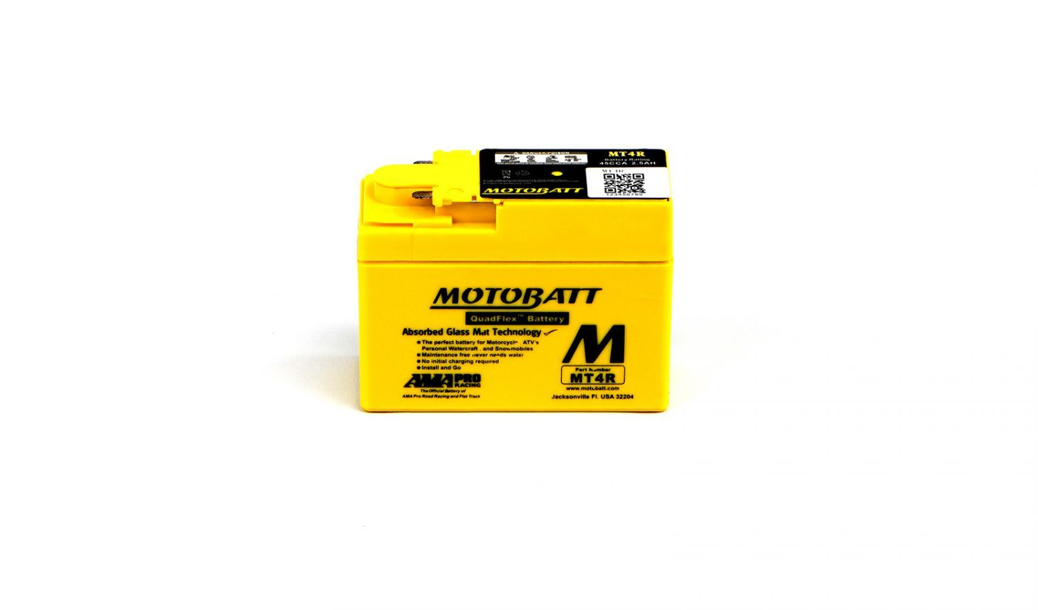 Motobatt Batteries - 501046MY image