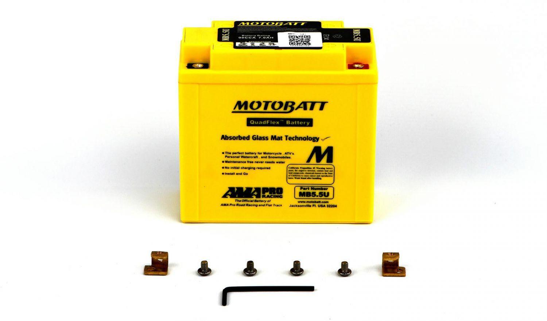 Motobatt Batteries - 501056MY image