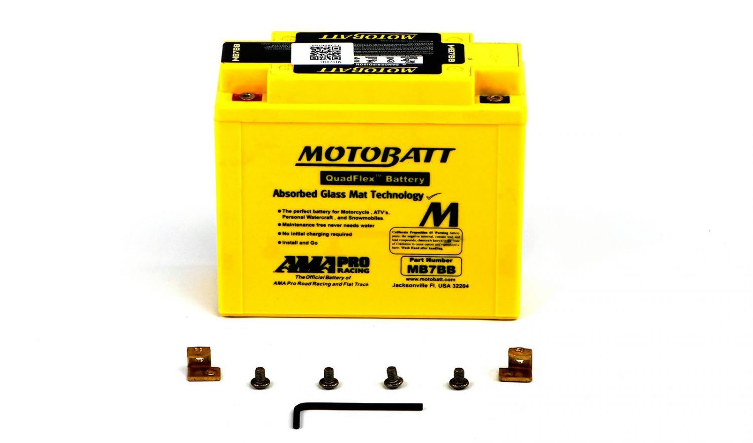 Motobatt Batteries - 501071MY image