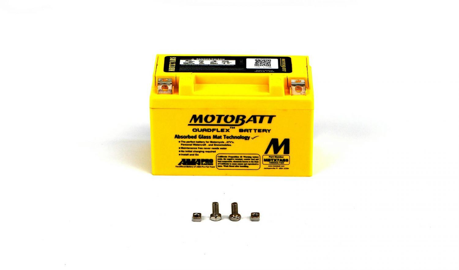 Motobatt Batteries - 501077MY image