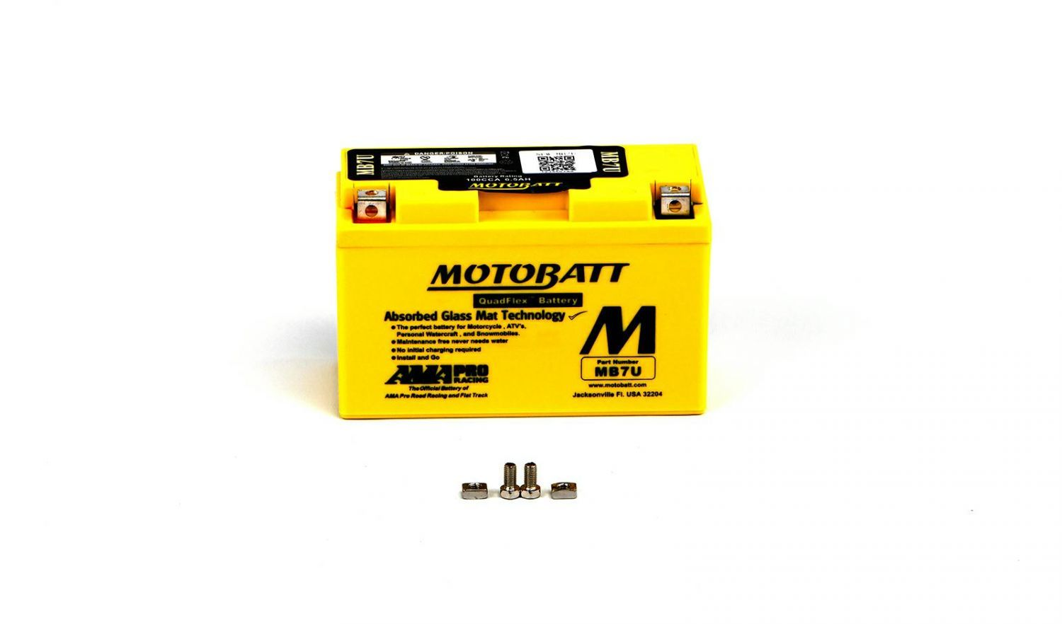 Motobatt Batteries - 501078MY image