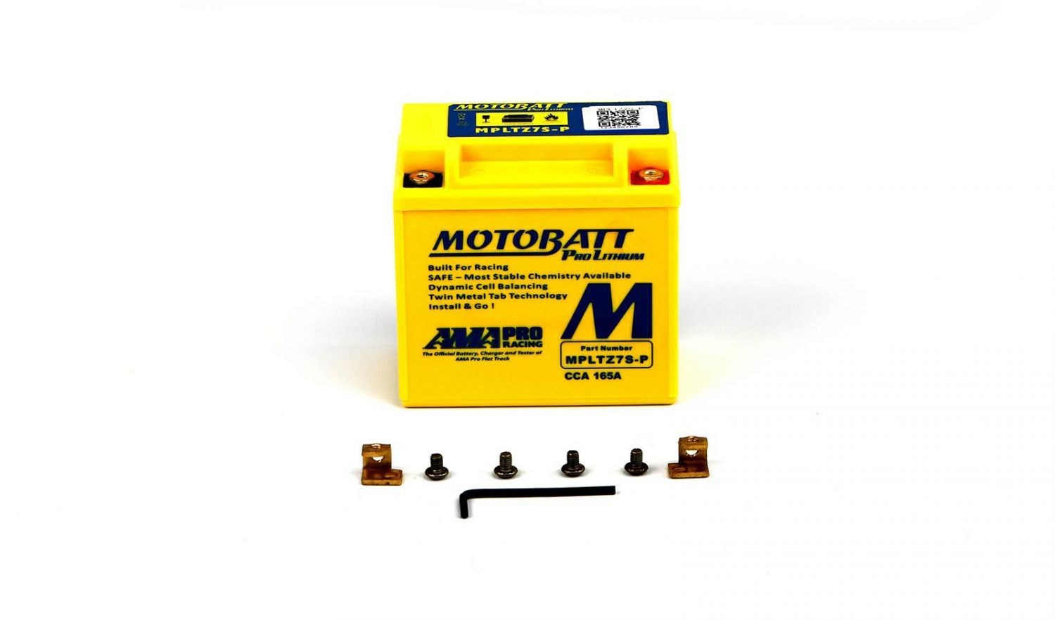 Motobatt Lithium Batteries - 501079ML image