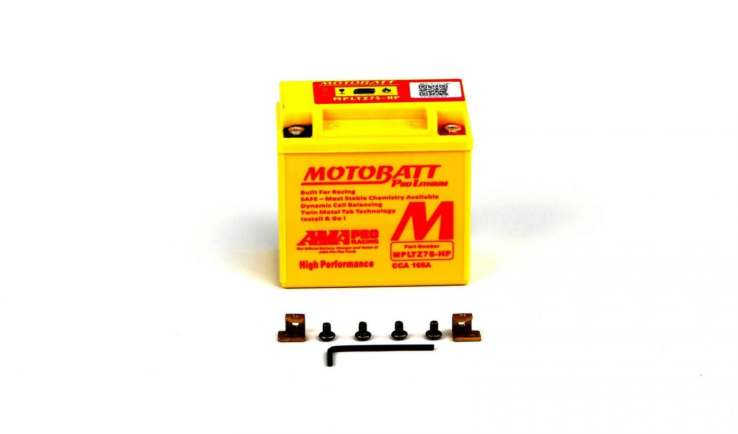 Motobatt Lithium Batteries - 501079MR image