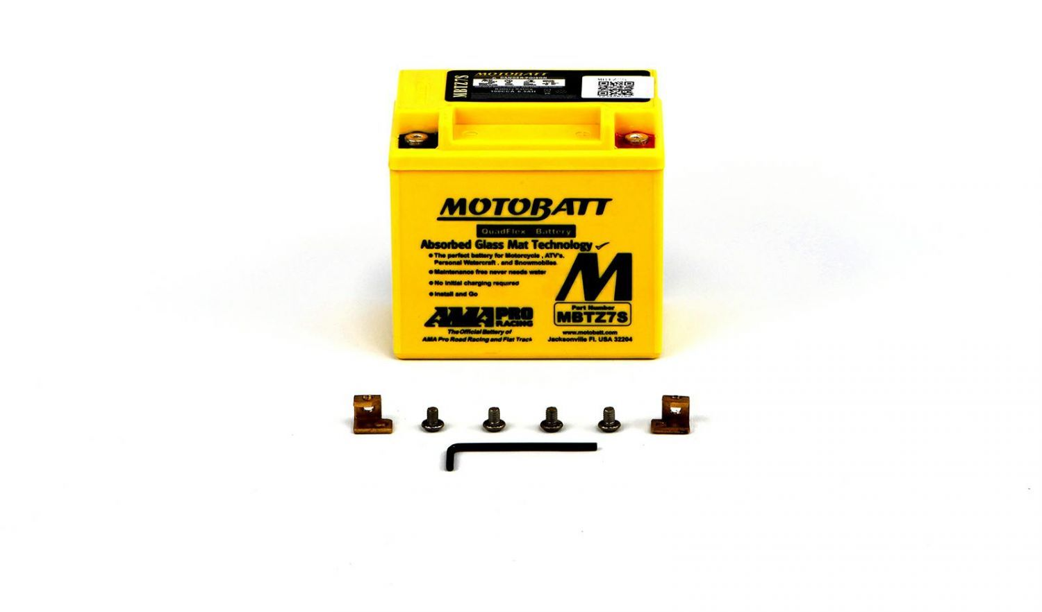 Motobatt Batteries - 501079MY image