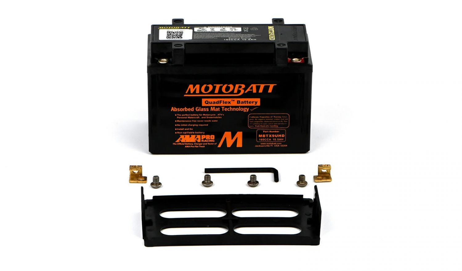 Motobatt Batteries - 501095MB image