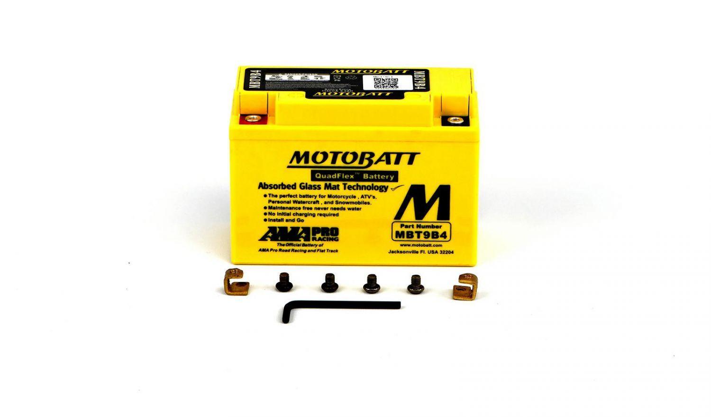 Motobatt Batteries - 501098MY image