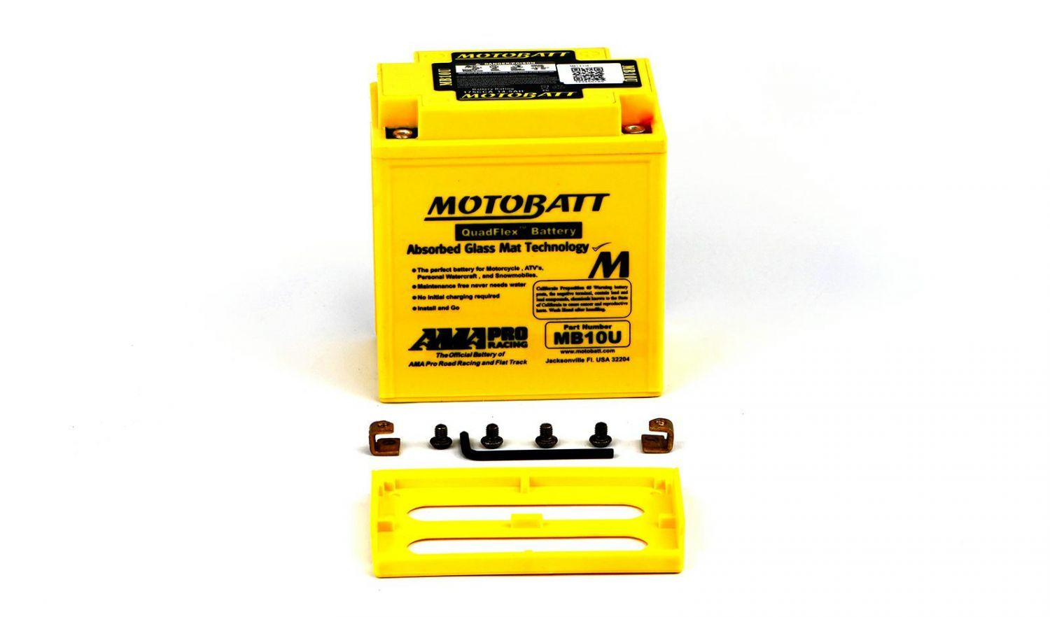 Motobatt Batteries - 501102MY image
