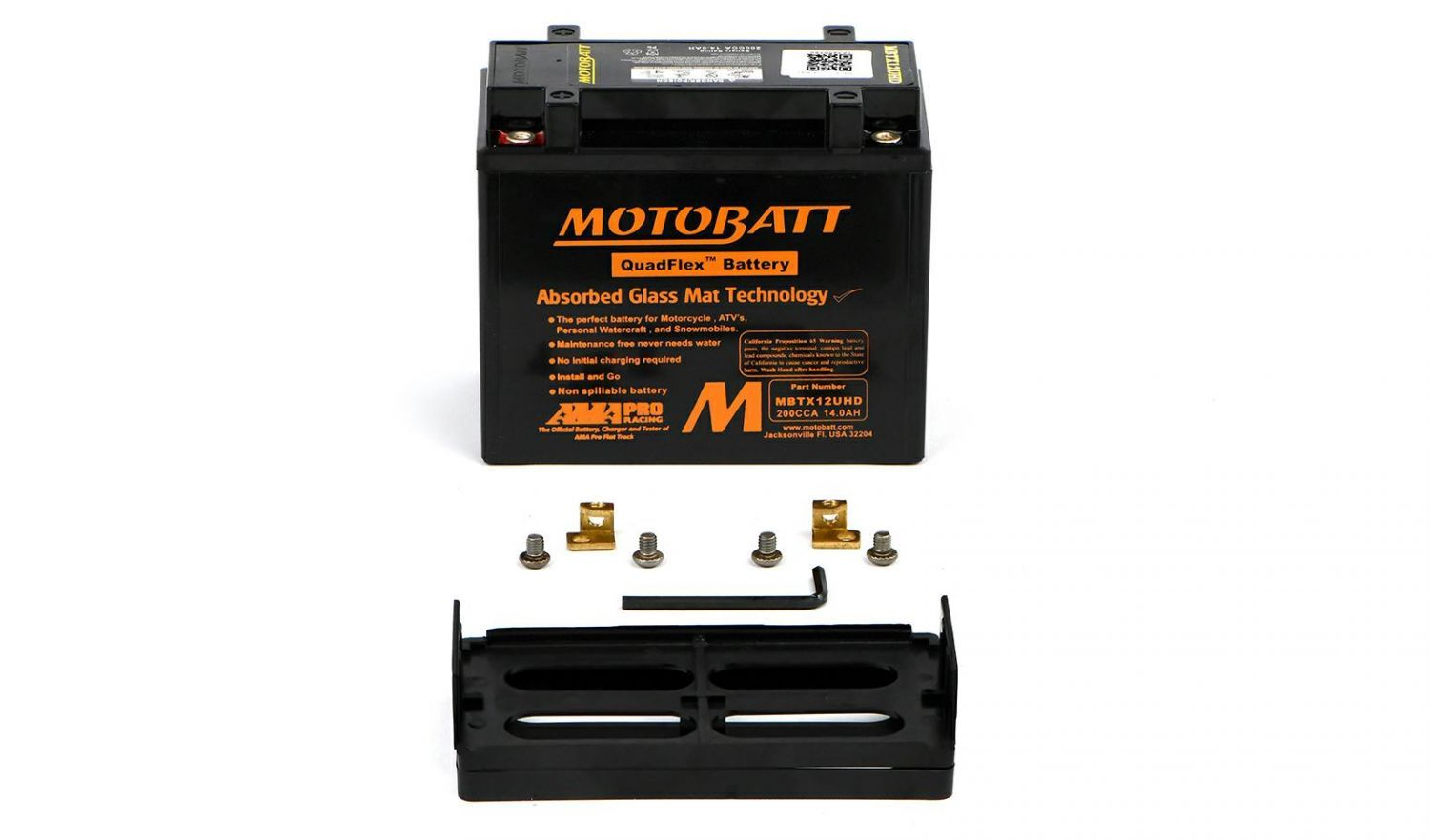 Motobatt Batteries - 501125MB image