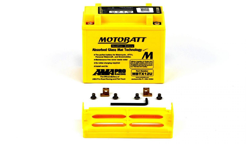 Motobatt Batteries - 501125MY image
