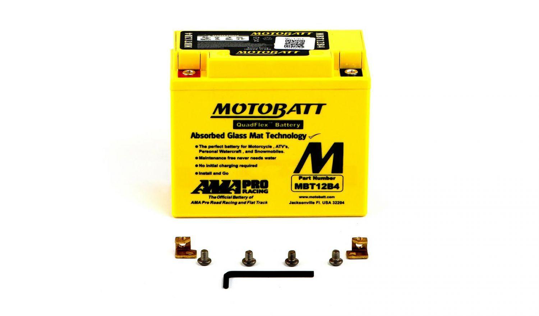Motobatt Batteries - 501126MY image