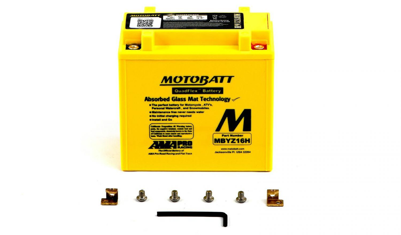 Motobatt Batteries - 501145MY image
