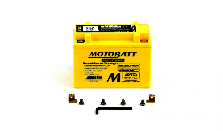 Motobatt Batteries - 501147MY image