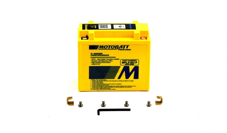 Motobatt Lithium Batteries - 501165ML image