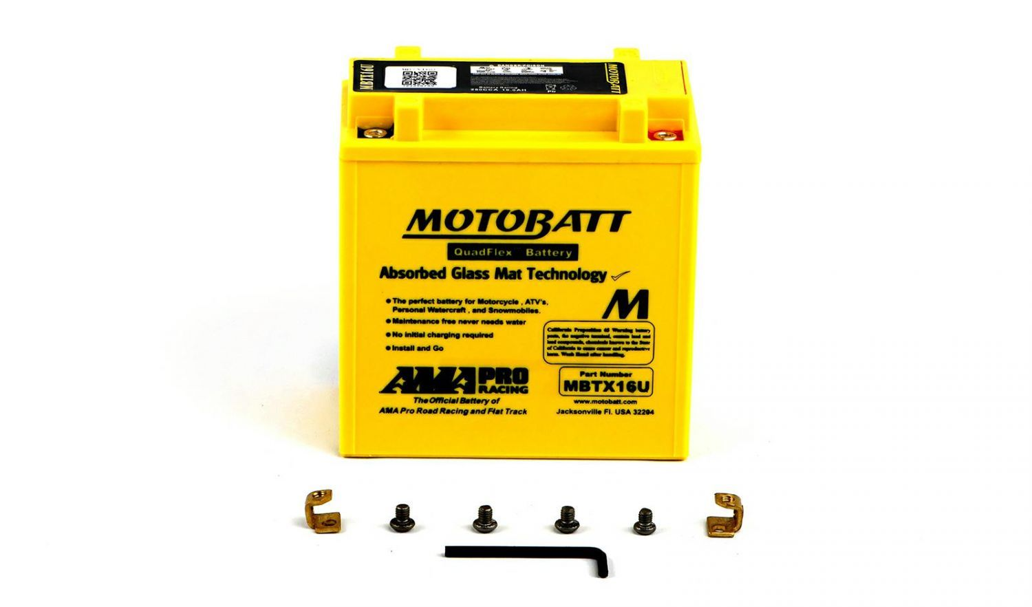 Motobatt Batteries - 501165MY image