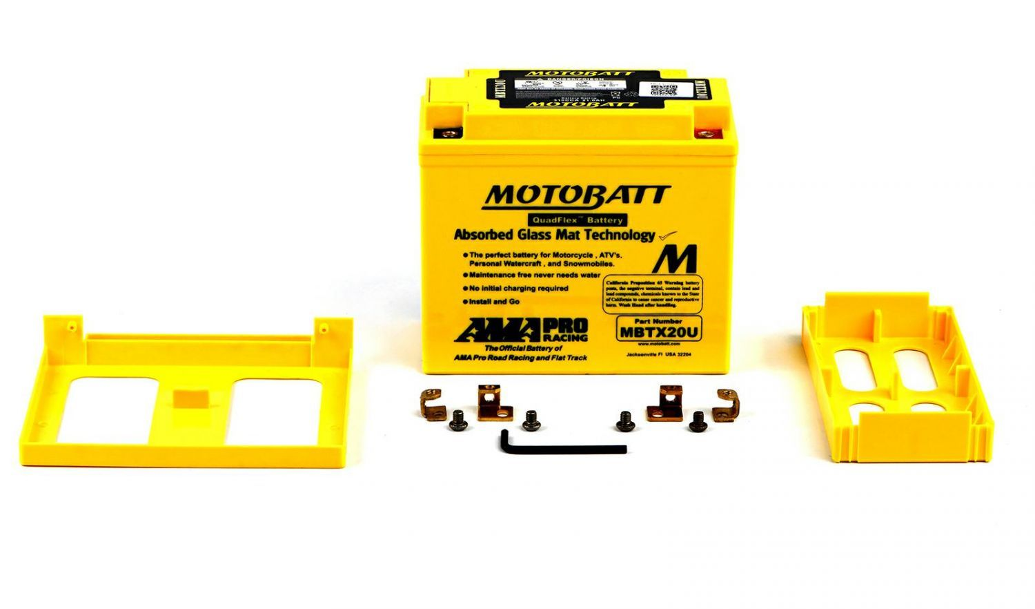 Motobatt Batteries - 501205MY image