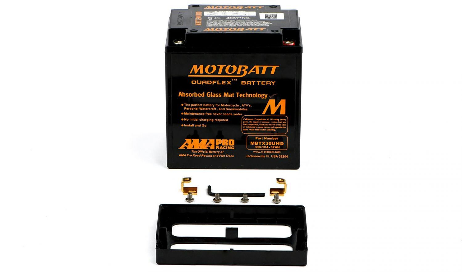 Motobatt Batteries - 501305MB image