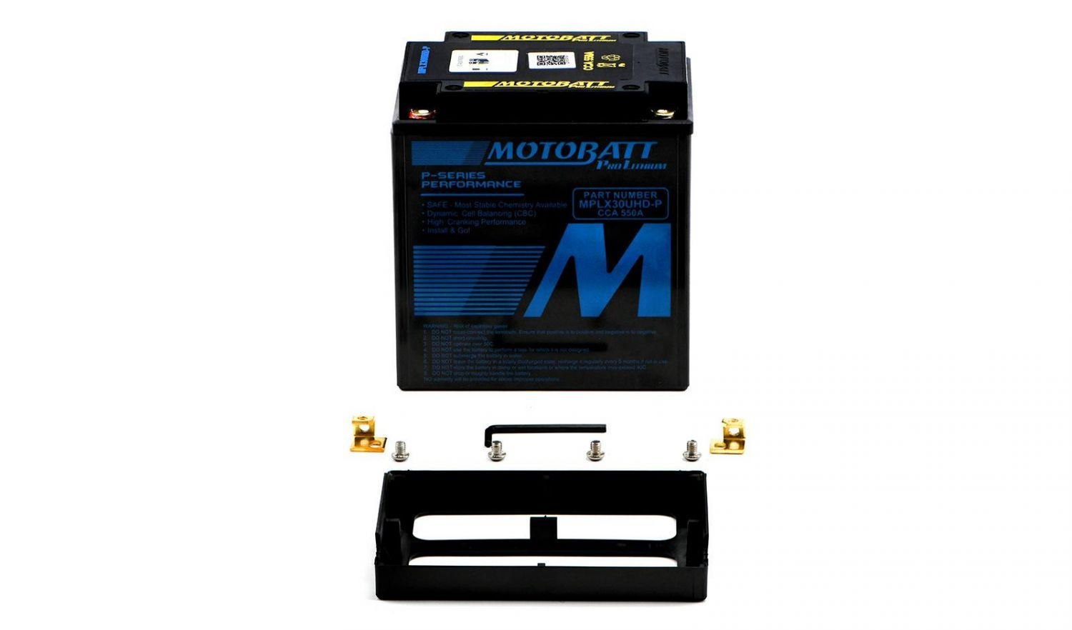 Motobatt Lithium Batteries - 501305ML image