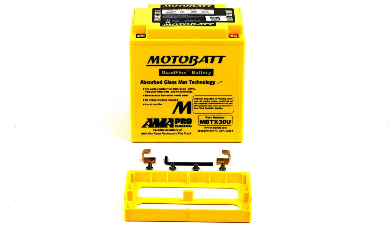 Motobatt Batteries - 501305MY image