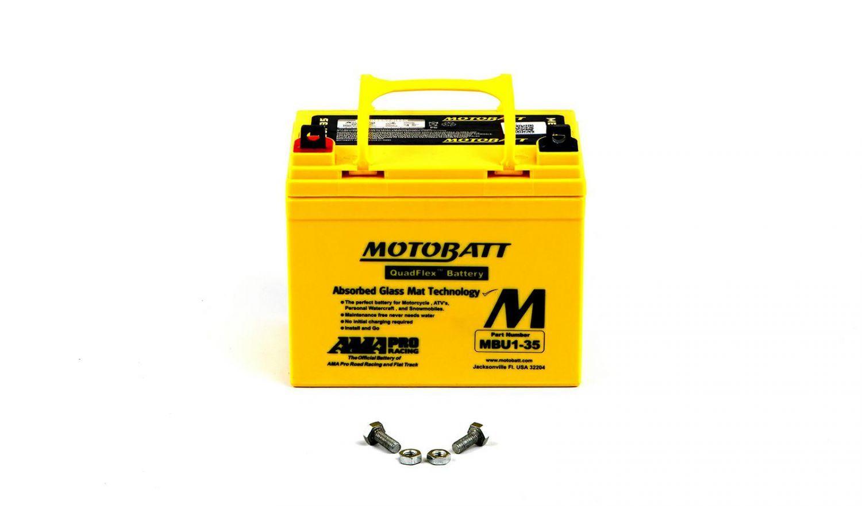 Motobatt Batteries - 501350MY image