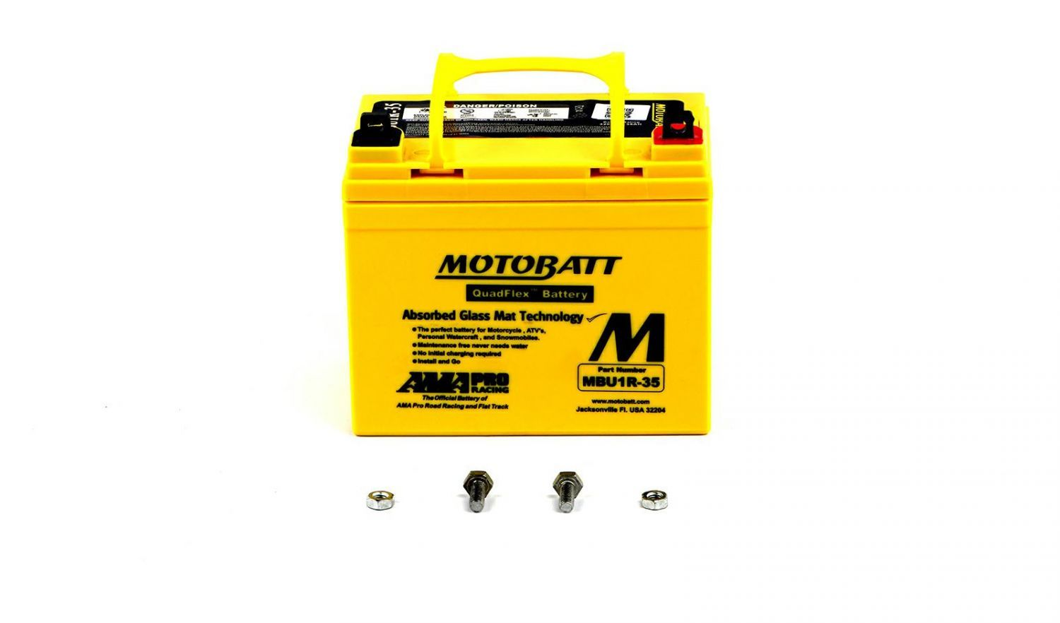 Motobatt Batteries - 501351MY image