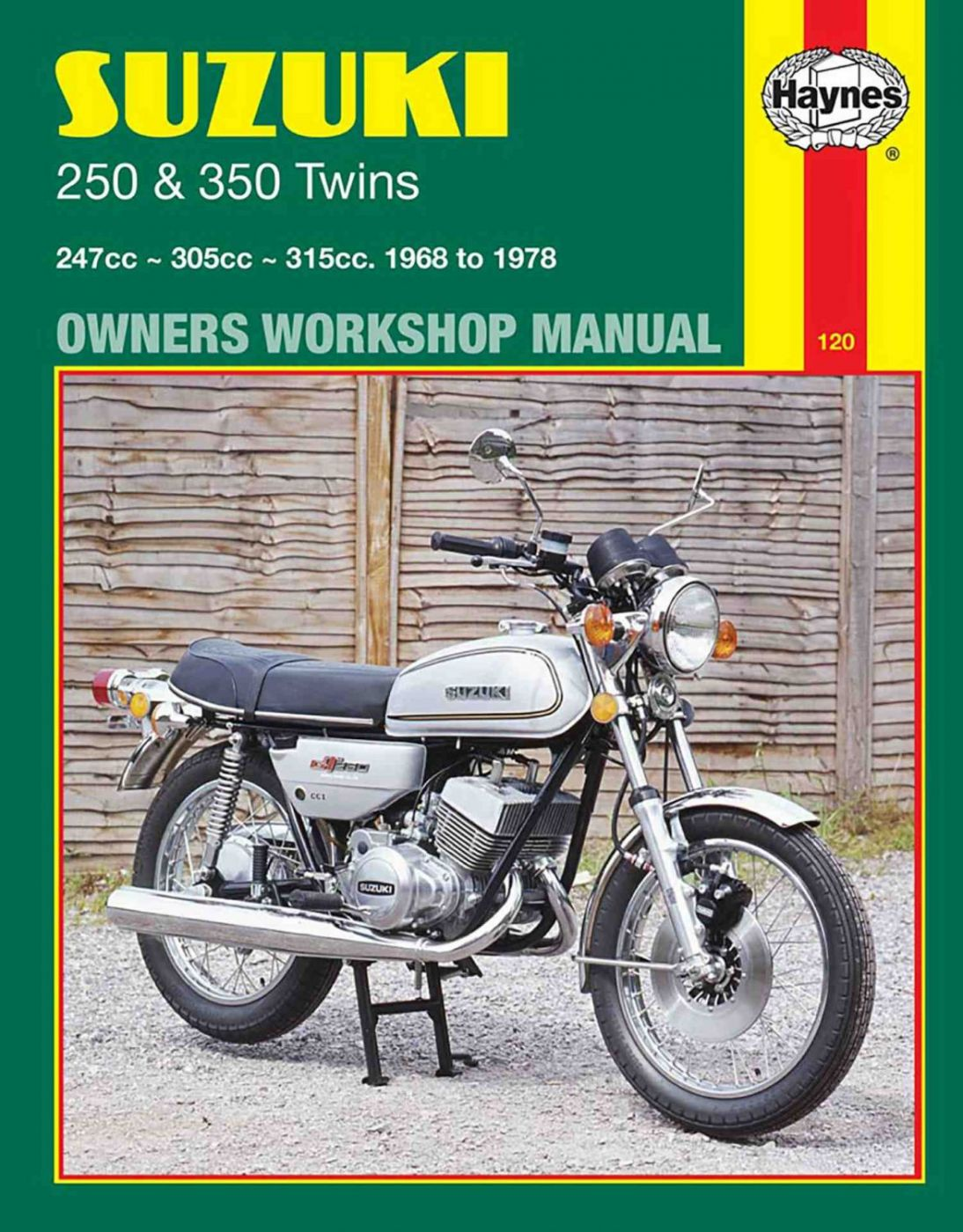 Haynes Manuals - 680120Y image