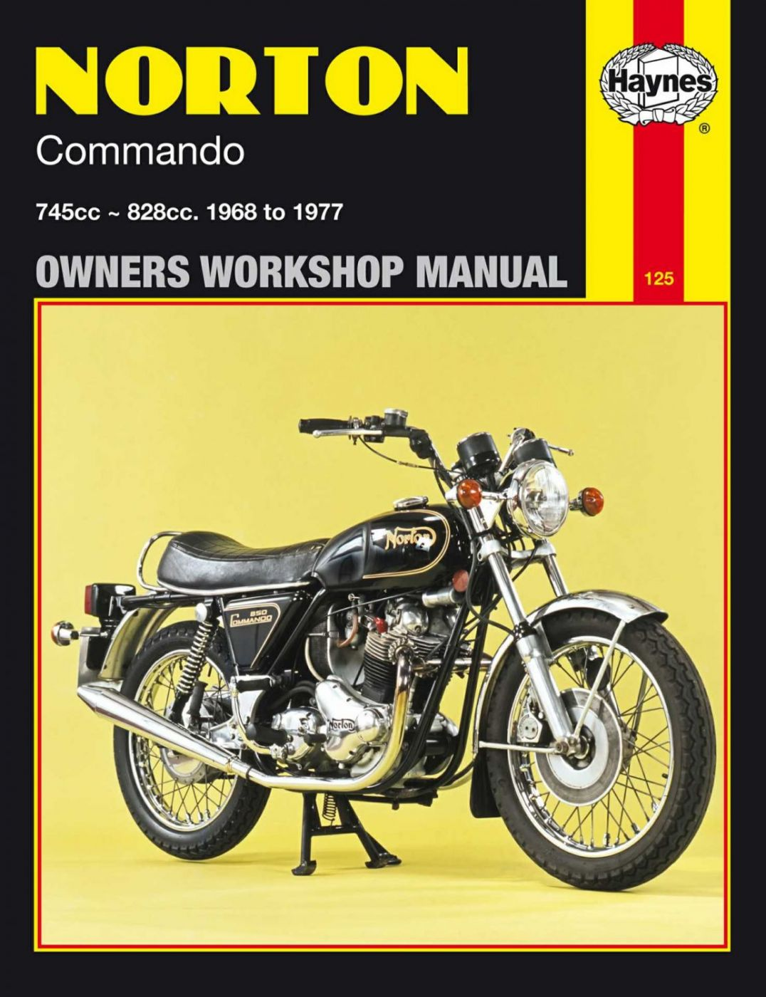 Haynes Manuals - 680125Y image